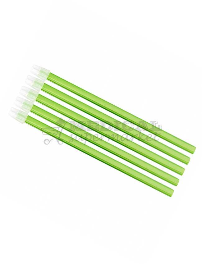 aspirator saliva verde-lime