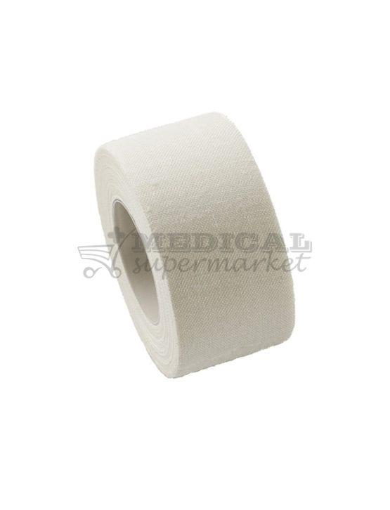 Leucoplast SafePlast pe suport din panza, leucoplast panza 2,5cm x 5 m si 5cm x 5 m marca safeplast, Leucoplast din panza
