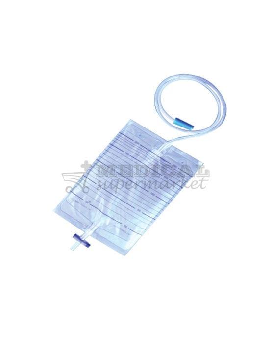 Punga urina pentru adulti, punga urina 2000ml, cu valva, pentru adulti
