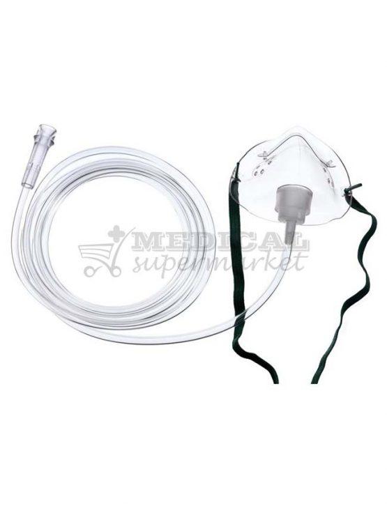 Masti oxigen pentru copii, lungime tub 200cm