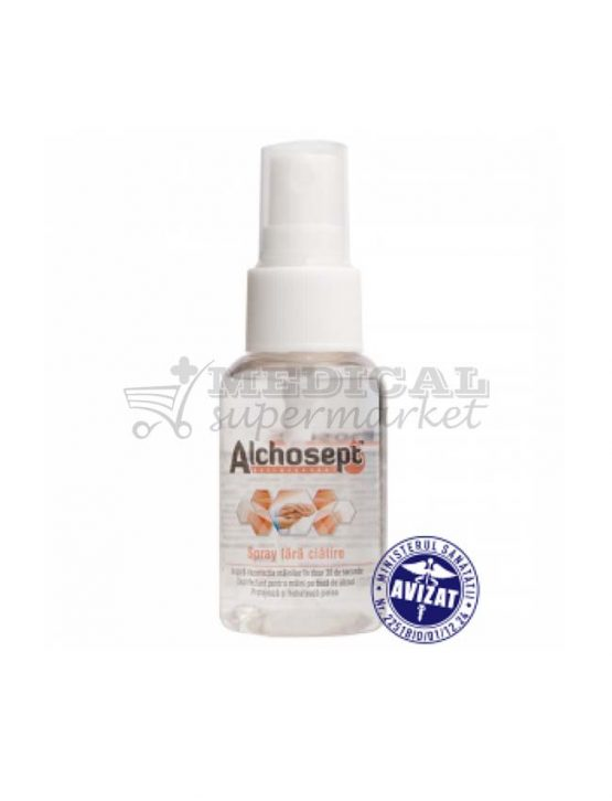 alchosept spray dezinfectant maini 40ml