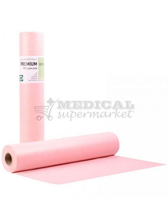 Role cearceaf hartie impermeabila roz